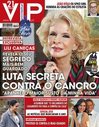 capa VIP de 29 dezembro 2018