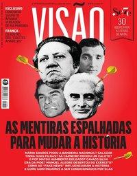 capa Visão de 5 dezembro 2018