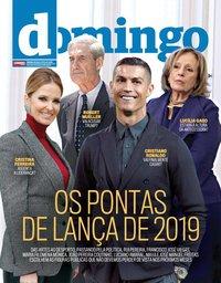 capa Domingo CM de 6 janeiro 2019