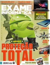capa Exame Informática de 5 janeiro 2019