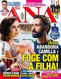capa Revista Ana de 2 janeiro 2019