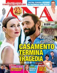 capa Revista Ana de 7 janeiro 2019