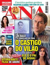 capa Revista Ana de 14 janeiro 2019