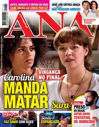 capa Revista Ana de 21 janeiro 2019