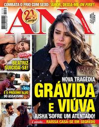 capa Revista Ana de 28 janeiro 2019