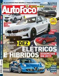 capa Revista Auto Foco de 3 janeiro 2019