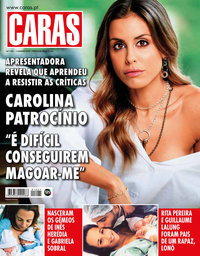 capa Revista Caras de 3 janeiro 2019