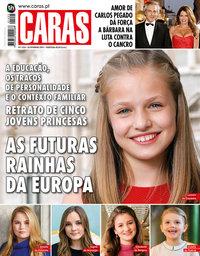 capa Revista Caras de 31 janeiro 2019