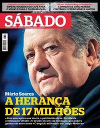 capa Revista Sábado de 10 janeiro 2019
