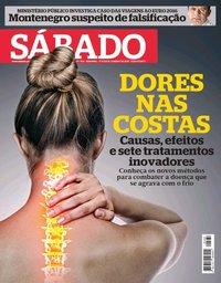 capa Revista Sábado de 17 janeiro 2019