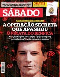 capa Revista Sábado de 24 janeiro 2019