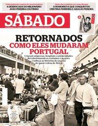 capa Revista Sábado de 31 janeiro 2019
