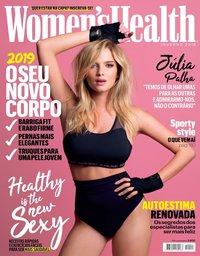 capa Revista Women's Health de 14 janeiro 2019