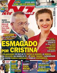 capa TV7 Dias de 13 janeiro 2019