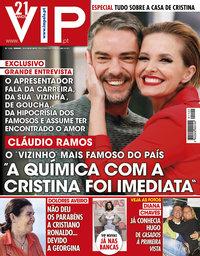 capa VIP de 12 janeiro 2019
