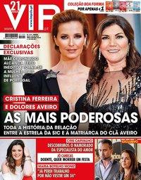 capa VIP de 26 janeiro 2019