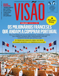 capa Visão de 30 janeiro 2019