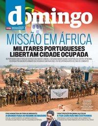 capa Domingo CM de 3 fevereiro 2019