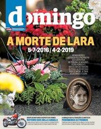 capa Domingo CM de 10 fevereiro 2019