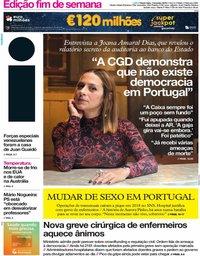 capa Jornal i de 1 fevereiro 2019