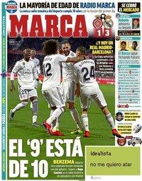 capa Jornal Marca de 1 fevereiro 2019