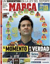 capa Jornal Marca de 5 fevereiro 2019