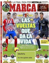 capa Jornal Marca de 8 fevereiro 2019