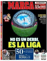 capa Jornal Marca de 9 fevereiro 2019