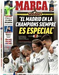 capa Jornal Marca de 11 fevereiro 2019
