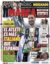 capa Jornal Marca de 19 fevereiro 2019