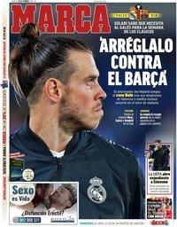 capa Jornal Marca de 26 fevereiro 2019
