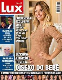capa Lux de 7 fevereiro 2019