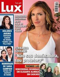 capa Lux de 14 fevereiro 2019