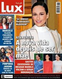 capa Lux de 28 fevereiro 2019
