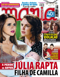 capa Maria de 7 fevereiro 2019