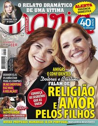 capa Maria de 14 fevereiro 2019