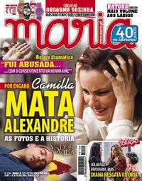 capa Maria de 28 fevereiro 2019