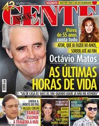 capa Nova Gente de 6 fevereiro 2019