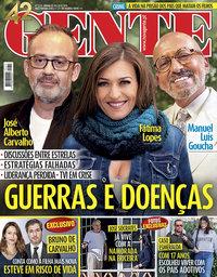 capa Nova Gente de 13 fevereiro 2019