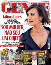 capa Nova Gente de 27 fevereiro 2019