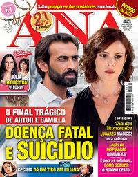 capa Revista Ana de 4 fevereiro 2019