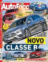 capa Revista Auto Foco de 14 fevereiro 2019
