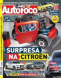 capa Revista Auto Foco de 21 fevereiro 2019