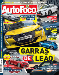 capa Revista Auto Foco de 28 fevereiro 2019