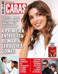 capa Revista Caras de 7 fevereiro 2019