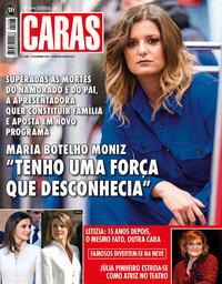 capa Revista Caras de 21 fevereiro 2019