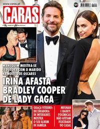 capa Revista Caras de 28 fevereiro 2019