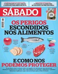 capa Revista Sábado de 14 fevereiro 2019