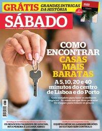 capa Revista Sábado de 21 fevereiro 2019