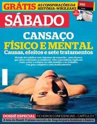 capa Revista Sábado de 28 fevereiro 2019